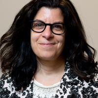 An image of Sara Marchese, a psychologist and clinical director at Children Support Solutions.